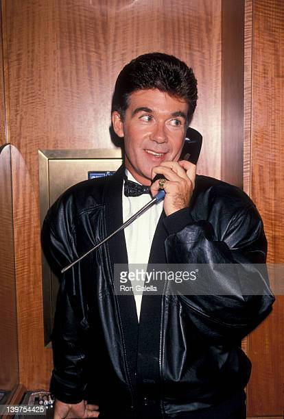 Actor Alan Thicke attending Night of 100 Stars Dinner Gala on May 5 1990 at the New York Hilton Hotel in New York City New York