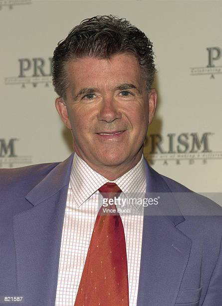 Actor Alan Thicke attends the 5th Annual Prism Awards presented by the Entertainment Industries Council which honored accurate depictions of drug...