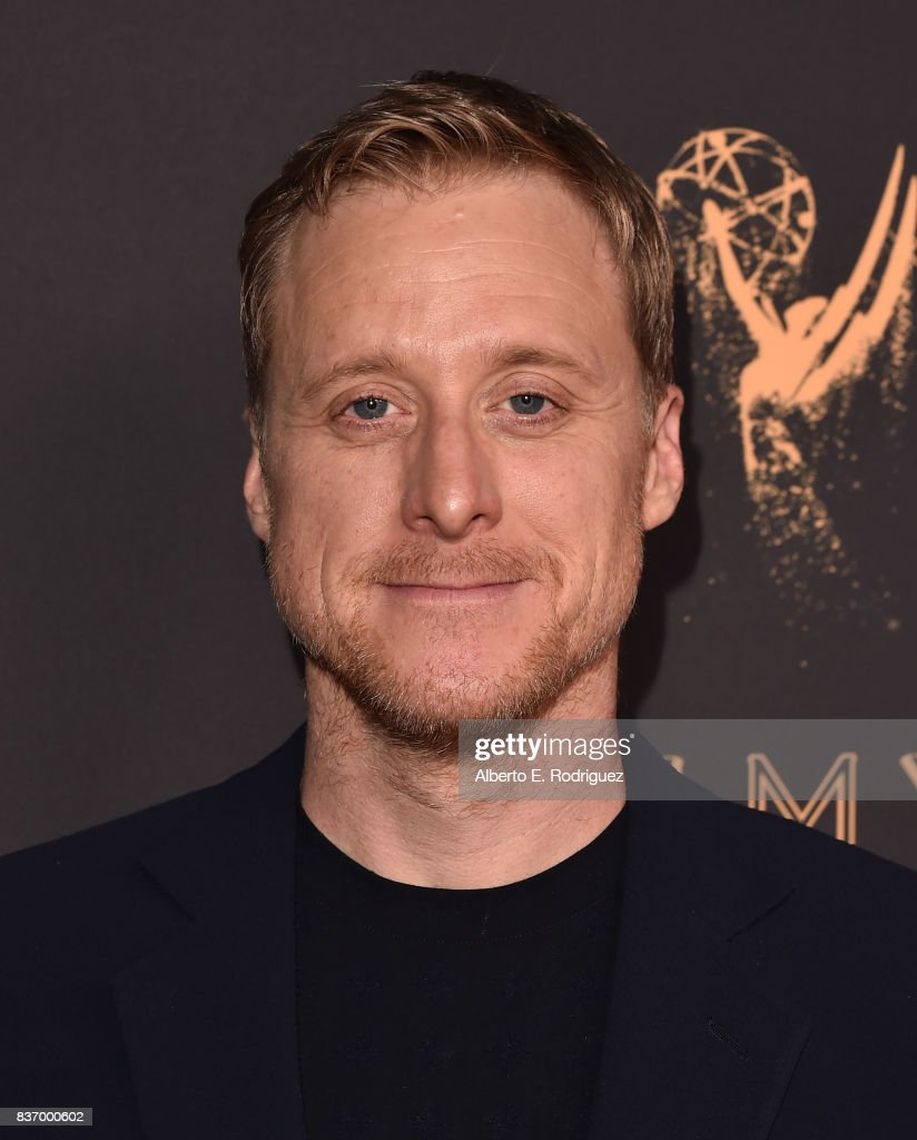 Actor Alan Tudyk attends the Television Academy's Performers Peer Group Celebration at The Montage Beverly Hills on August 21, 2017 in Beverly Hills, California.