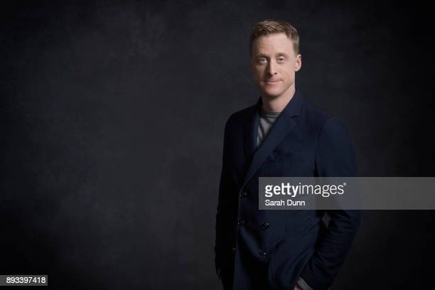 Actor Alan Tudyk is photographed for Disney on July 15 2016 in Los Angeles California
