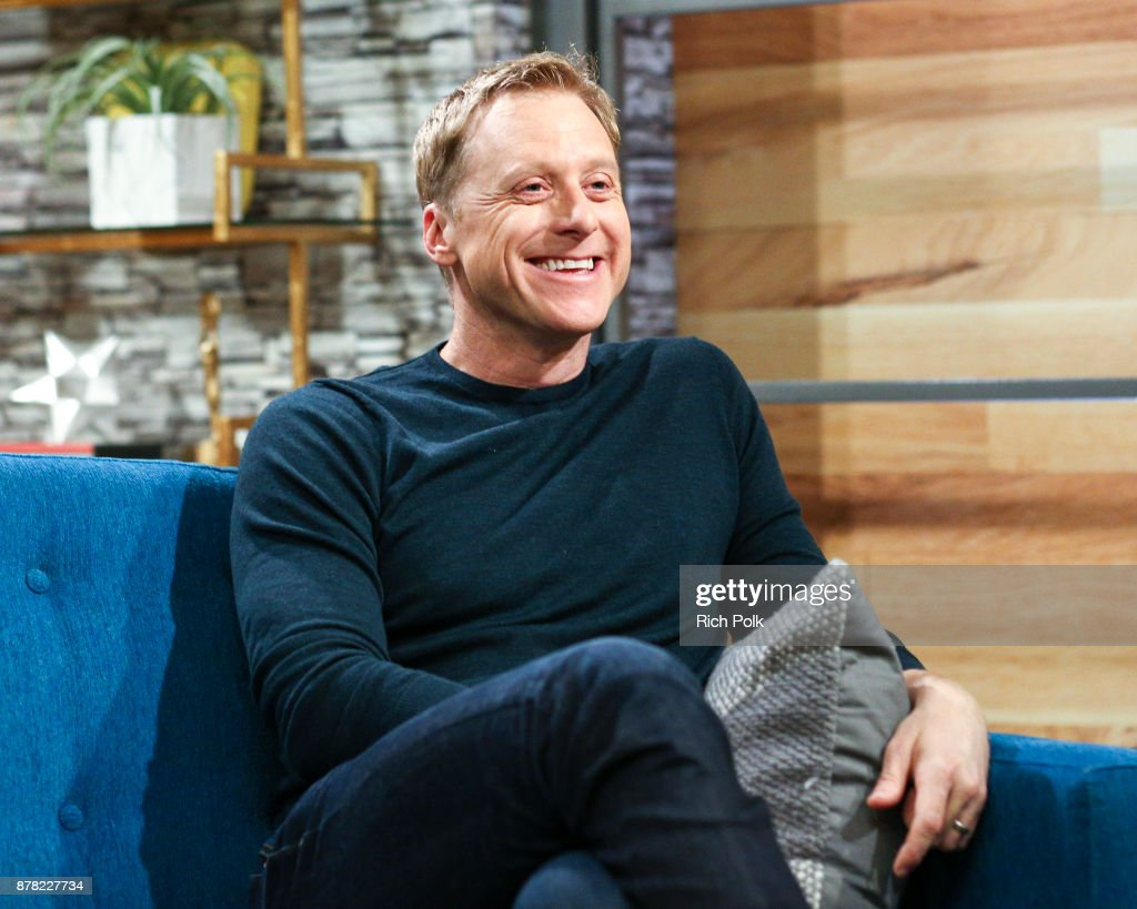 Actor Alan Tudyk visits The IMDb Show on November 9th, 2017 in Studio City, California.