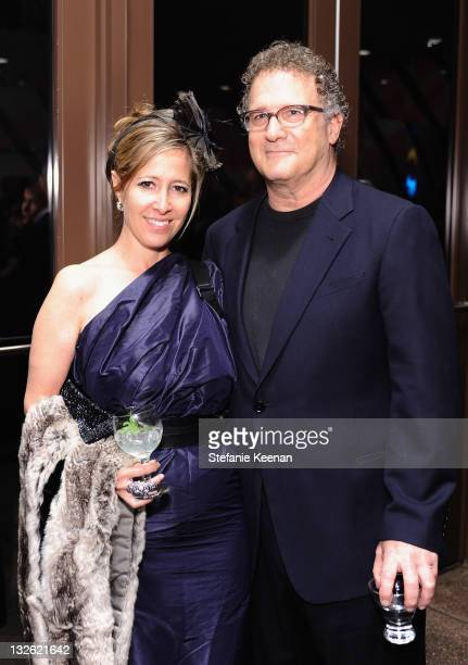Actor Albert Brooks and wife Kimberly Brooks attend 2011 MOCA Gala An Artist's Life Manifesto Directed by Marina Abramovic at MOCA Grand Avenue on...