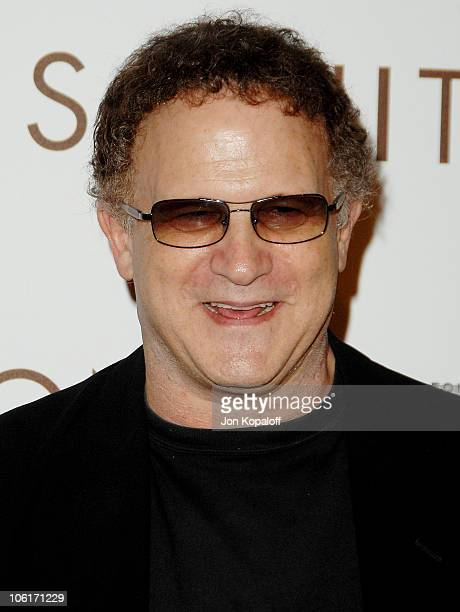 Actor Albert Brooks arrives at the Murakami Gala at MOCA hosted with Louis Vuitton on October 28 2007 in Los Angeles California