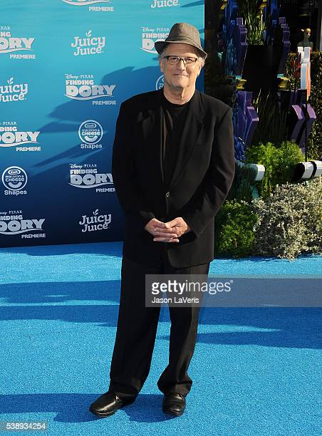 Actor Albert Brooks attends the premiere of Finding Dory at the El Capitan Theatre on June 8 2016 in Hollywood California
