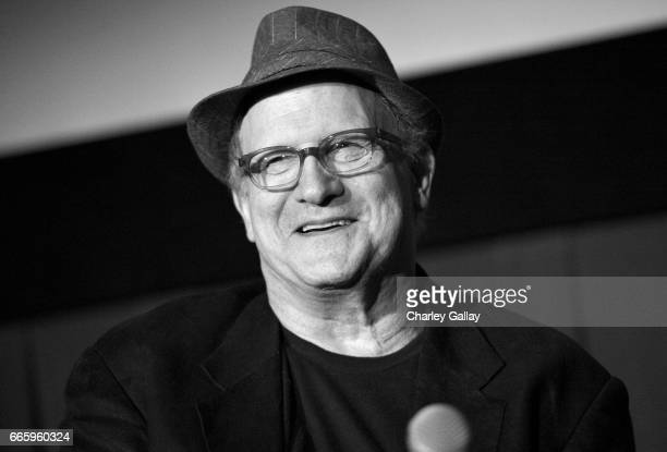 Actor Albert Brooks attends the screening of 'Broadcast News' during the 2017 TCM Classic Film Festival on April 7 2017 in Los Angeles California...