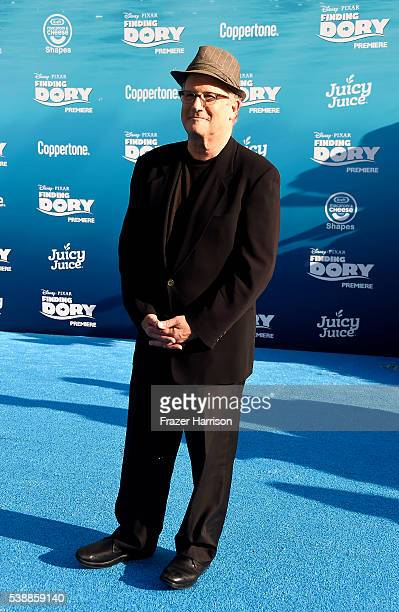 Actor Albert Brooks attends the world premiere of DisneyPixar's 'Finding Dory' at the El Capitan Theatre on June 8 2016 in Hollywood California