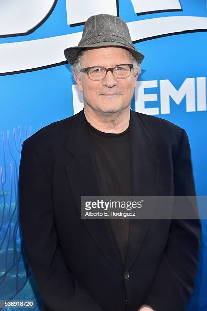 Actor Albert Brooks attends The World Premiere of DisneyPixar's FINDING DORY on Wednesday June 8 2016 in Hollywood California