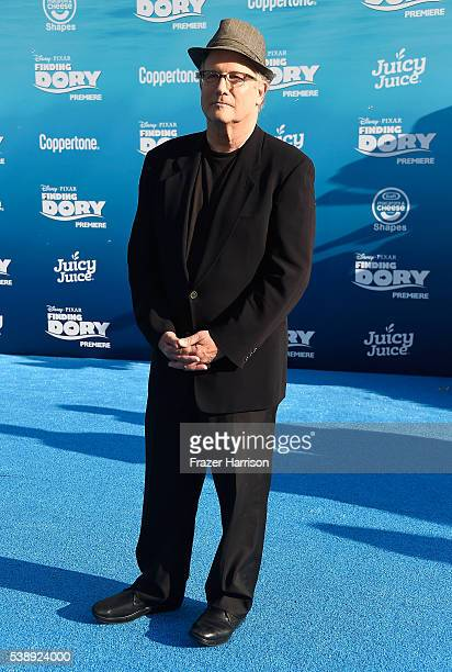 Actor Albert Brooks attends the world premiere of DisneyPixar's 'Finding Dory' at the El Capitan Theatre 2016 in Hollywood California