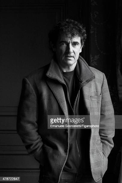 108881006 Actor Albert Dupontel is photographed for Madame Figaro on January 20 2014 in Paris France PUBLISHED IMAGE CREDIT MUST READ Emanuele...
