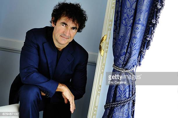 Actor Albert Dupontel is photographed for Self Assignment on September 20 2009 in San Sebastian Spain