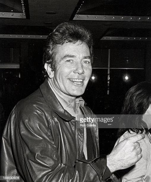 Actor Albert Finney attends 16th Annual Susie Humanitarian Awards on February 13 1982 at the Beverly Hilton Hotel in Beverly Hills California