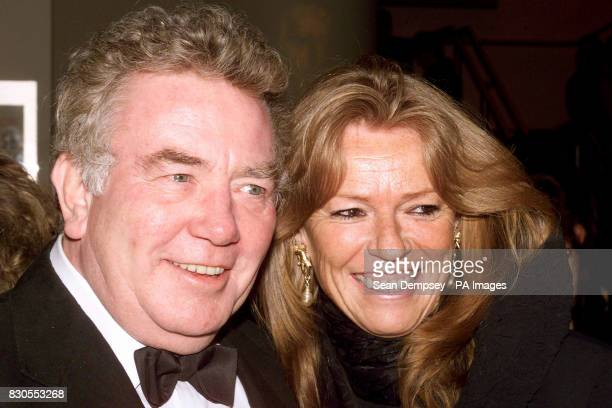 Actor Albert Finney during The Orange British Academy Film Awards at the Odeon in London's Leicester Square The ceremony has been brought forward...