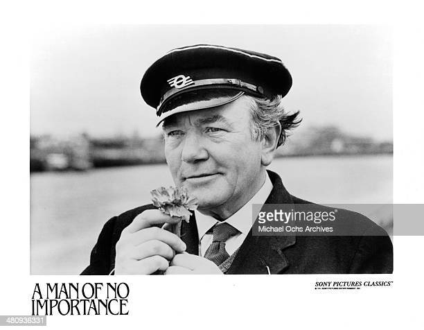 Actor Albert Finney in a scene from the movie A Man of No Importance circa 1994