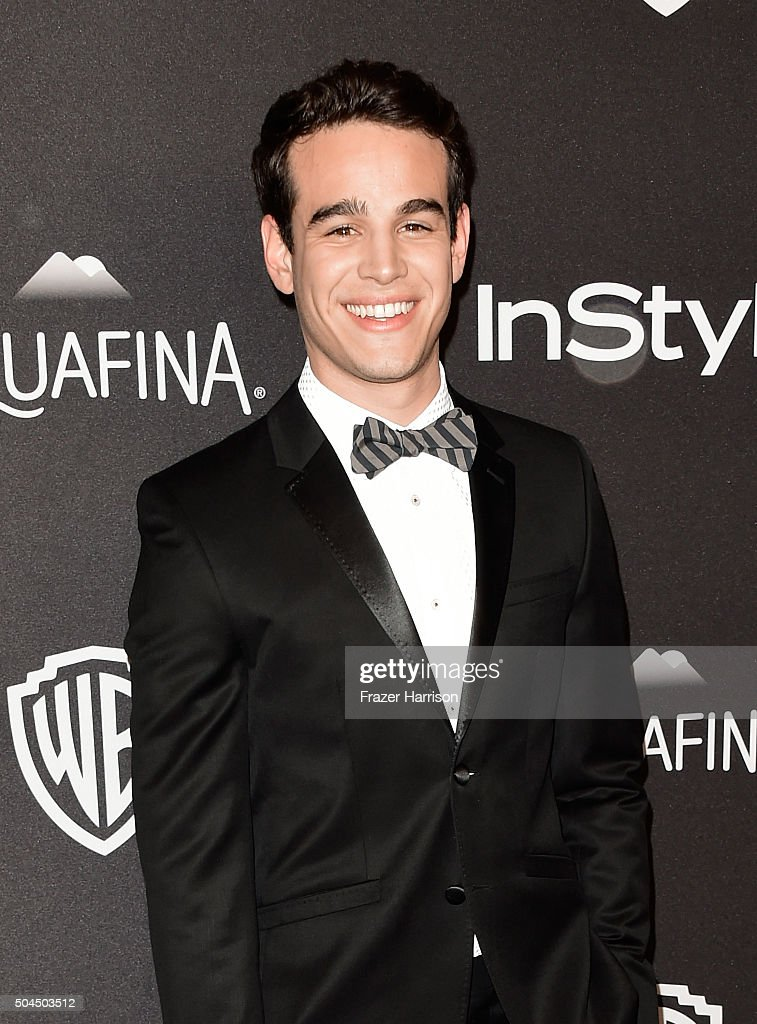 Actor Alberto Rosende attends InStyle and Warner Bros. 73rd Annual Golden Globe Awards Post-Party at The Beverly Hilton Hotel on January 10, 2016 in Beverly Hills, California.