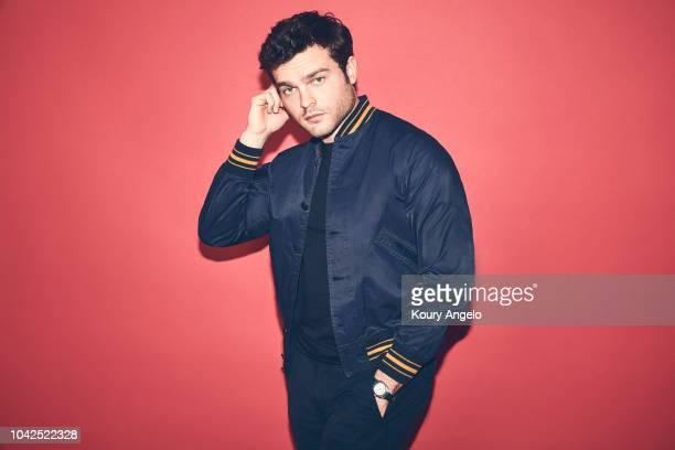 Actor Alden Ehrenreich is photographed for People Magazine on March 21 2018 in Los Angeles California PUBLISHED IMAGE