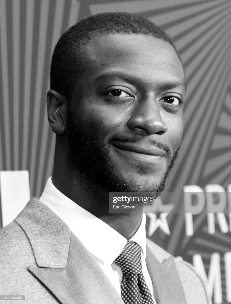 Actor Aldis Hodge attends BET Presents the American Black Film Festival Honors on February 17, 2017 in Beverly Hills, California.