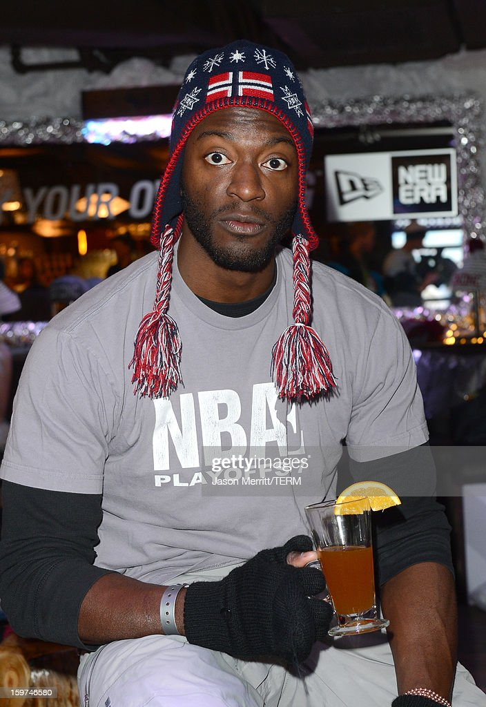 Actor Aldis Hodge attends the Oakley Learn To Ride In Collaboration With New Era on January 19, 2013 in Park City, Utah.