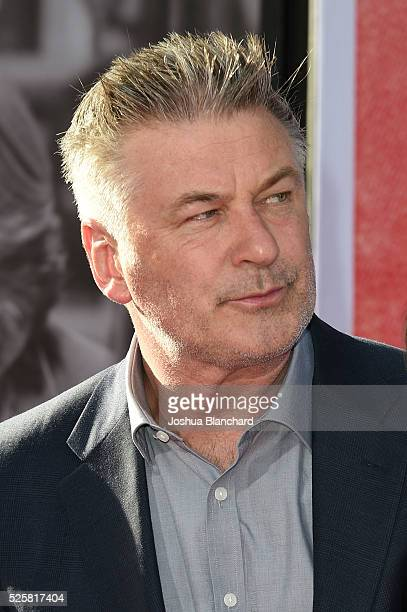 Actor Alec Baldwin arrives at TCM Classic Film Festival 2016 Opening Night Gala 40th Anniversary Screening of All The President's Men at TCL Chinese...
