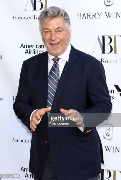 Actor Alec Baldwin attends the 2018 American Ballet Theatre Spring Gala at The Metropolitan Opera House on May 21 2018 in New York City
