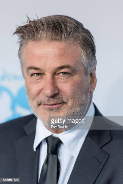 Actor Alec Baldwin attends The Boss Baby New York Premiere at AMC Loews Lincoln Square 13 theater on March 20 2017 in New York City
