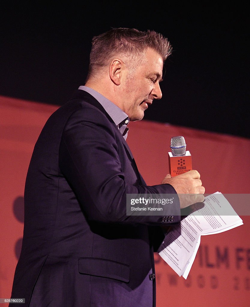 TCM Classic Film Festival 2016 - Opening Night : News Photo