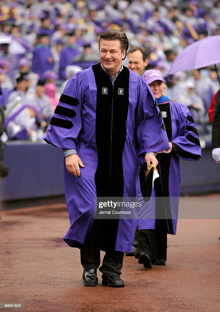 2010 New York University Commencement Photos and Images | Getty Images