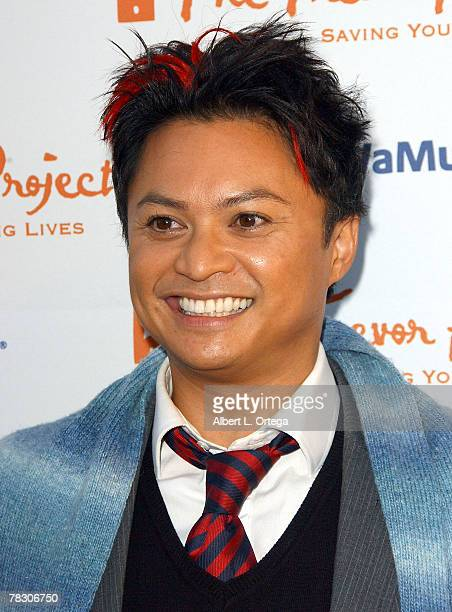 Actor Alec Mapa arrives at Cracked Xmas 10 to benefit The Trevor Project at Wiltern Theater on December 2 2007 in Los Angeles California