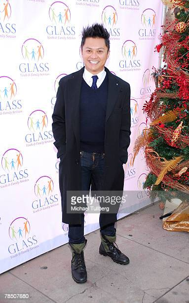 Actor Alec Mapa arrives at the opening of the new Matthew Shephard House for foster and homeless youth on December 16 2007 in Hollywood California