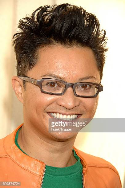 Actor Alec Mapa arrives at the premiere of Kiss The Bride held at the Regent Showcase Theater in Holllywood