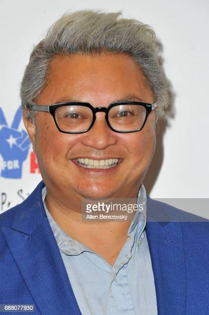 Actor Alec Mapa attends Concert for America: Stand Up, Sing Out! at Royce Hall on May 24, 2017 in Los Angeles, California.