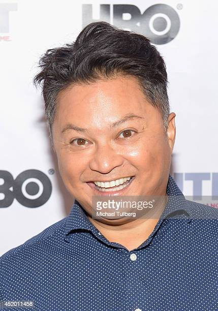 Actor Alec Mapa attends the 2014 Outfest Opening Night Gala of Life Partners at Orpheum Theatre on July 10 2014 in Los Angeles California