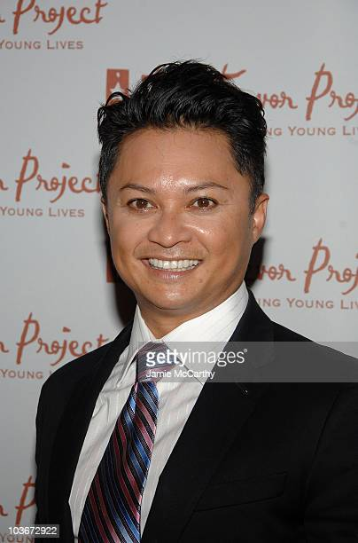 Actor Alec Mapa attends the 8th Annual Trevor Project New York Gala at the Mandarin Oriental Hotel on June 30, 2008 in New York City.