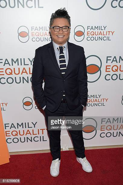 Actor Alec Mapa attends the Family Equality Council Impact Awards on March 12, 2016 in Beverly Hills, California.