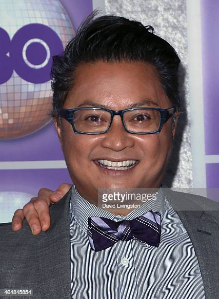 Actor Alec Mapa attends the Family Equality Council's Los Angeles Awards Dinner at The Beverly Hilton Hotel on February 28 2015 in Beverly Hills...