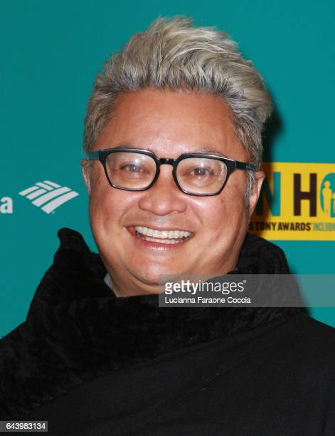 Actor Alec Mapa attends the opening night of Fun Home at Ahmanson Theatre on February 22 2017 in Los Angeles California