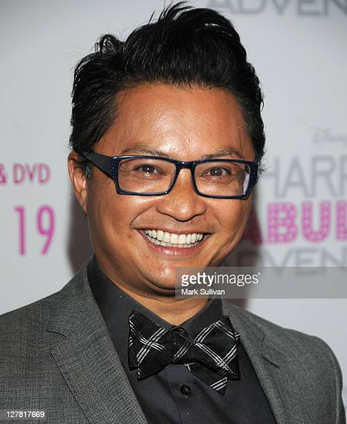Actor Alec Mapa attends the screening and VIP Reception for Sharpay's Fabulous Adventure DVD and BluRay release at Soho House on April 6 2011 in West...