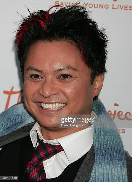Actor Alec Mapa attends the Trevor Project's 10th annual Cracked Xmas gala at the Wiltern Theatre December 2 2007 in Los Angeles California