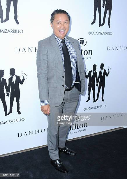 Actor Alec Mapa attends the wedding celebration of Paul Katami And Jeff Zarrillo on June 28 2014 at The Beverly Hilton Hotel in Beverly Hills...
