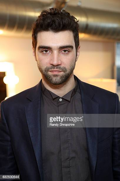 Actor Alec Secareanu attends ATT At The Lift during the 2017 Sundance Film Festival on January 23 2017 in Park City Utah