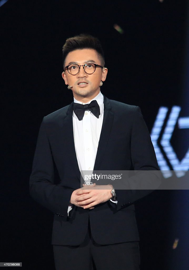 Actor Alec Su attends the 5th Beijing International Film Festival on April 18, 2015 in Beijing, China.