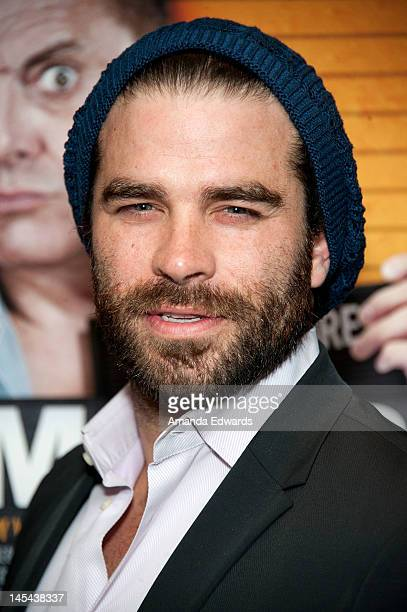 Actor Alejandro Nones arrives at the Los Angeles Premiere of Cellmates on May 29 2012 in West Hollywood California
