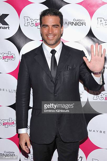 Actor Alejandro Nones attends the People En Espanol 50 Most Beautiful event at Guastavino's on May 19 2011 in New York City