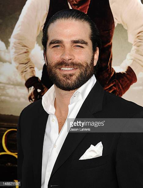 Actor Alejandro Nones attends the premiere of For Greater Glory at AMPAS Samuel Goldwyn Theater on May 31 2012 in Beverly Hills California