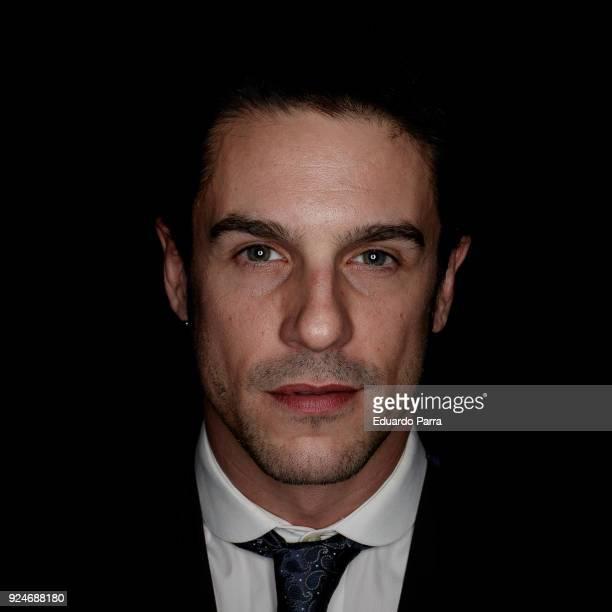 Actor Alejo Sauras attends the 'Fotogramas de Plata' awards at Joy Slava disco on February 26 2018 in Madrid Spain