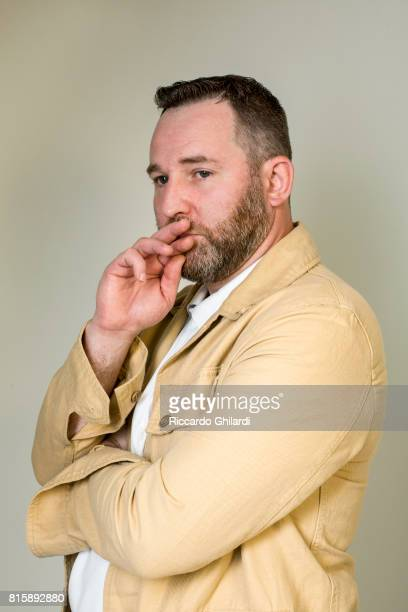 Actor Aleksey Rozin is photographed for Self Assignment on May 19 2017 in Cannes France