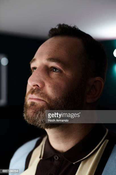 Actor Aleksey Rozin is photographed on May 18 2017 in Cannes France