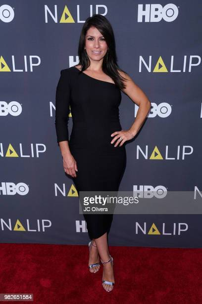 Actor Alessandra Rosaldo attends NALIP 2018 Latino Media Awards at The Ray Dolby Ballroom at Hollywood Highland Center on June 23 2018 in Hollywood...