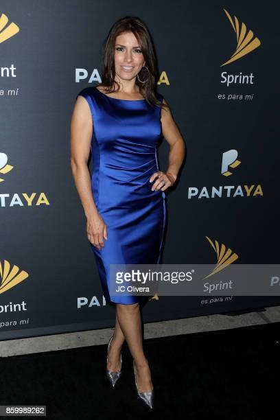 Actor Alessandra Rosaldo attends PANTAYA Launch Party at Boulevard3 on October 10 2017 in Hollywood California