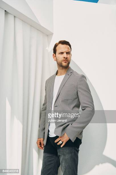Actor Alessandro Borghi is photographed for Self Assignment on May 21, 2017 in Cannes, France.