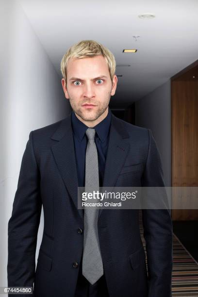 Actor Alessandro Borghi is photographed on February 13 2017 in Rome Italy